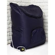Термоконтейнер гибкий ЭДС балконный погребок 300 л  +30 сумок-сеток