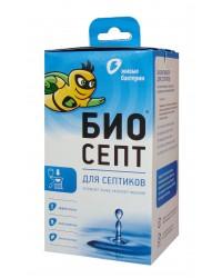 Биоактиватор БиоСепт 300 для септиков и выгребных ям (12 пакетиков)