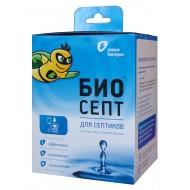 Биоактиватор БиоСепт 600 для септиков и выгребных ям (24 пакетиков)