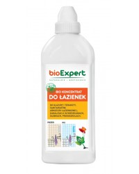 bioExpert БИО Концентрат для ванной комнаты. Чистка кафеля и других поверхностей.