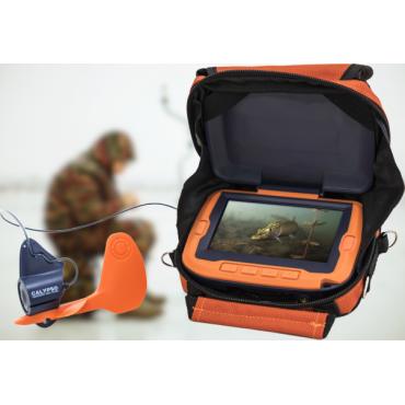Подводная камера для рыбалки CALYPSO UVS-03 Plus (светодиодная подсветка)