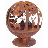 Костровая сфера от Esschert Design арт.FF261
