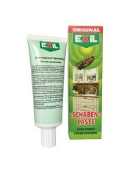 Exil (бывший Globol) Schaben Paste Гель для 100% уничтожения тараканов в квартире, 75 г