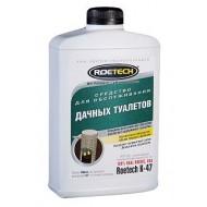 Средство Roetech K-47 для обслуживания дачных туалетов 946мл (12)