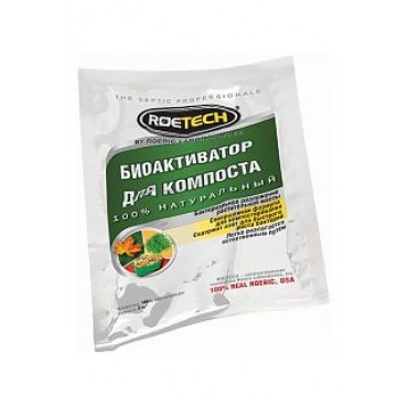 БиоАктиватор для компоста 100 гр Roetech CA