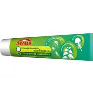 Argus успокаивающий гель – бальзам после укусов комаров 50 г. Туба с ментолом