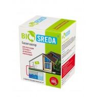 """Биоактиватор """"BIOSREDA"""" для септиков и автономных канализаций, 600 гр 24 пакетика"""