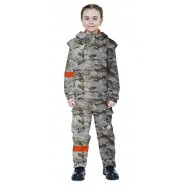 Детский противоэнцефалитный костюм БИОСТОП® для девочек, (6-12 лет)