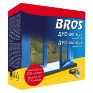 Bros (Брос) Дуо от мух с феромоном, порошок с растворителем для приготовления суспензии, 1 шт
