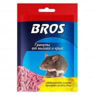 Bros (Брос) гранулы от мышей и крыс, 90 г