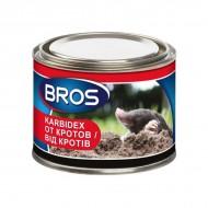 Bros (Брос) карбидекс от кротов и землероек, 500 г