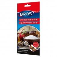 Bros (Брос) клеевая ловушка для отлова пищевой моли с феромоном, 2 шт