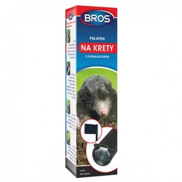 Bros (Брос) ловушка для кротов с сигнализатором, 1 шт