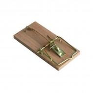Bros (Брос) мышеловка деревянная, 1 шт