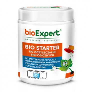 bioExpert БИО Стартер - биологический препарат для запуска и ударной очистки септика/выгребной ямы