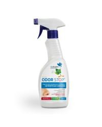 Биологический профессиональный концентрат для нейтрализации неприятного запаха Odor Stop