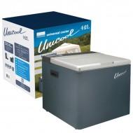 Автомобильный холодильник электрогазовый Unicool DeLuxe – 42L