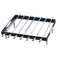 Шашлычный модуль (модульная система CONCRETIKA BBQ)