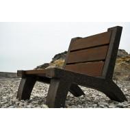 Кресло CONCRETIKA для костровой зоны KR120