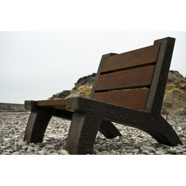Кресло CONCRETIKA для костровой зоны KR60