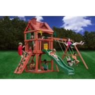 Детский игровой комплекс «Зеленый замок»