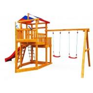 Детская площадка «АССОЛЬ»