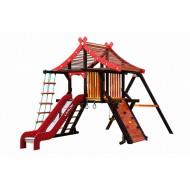 Детская площадка «Хижина Корсика»