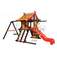 Детская площадка «Хижина Сантори»