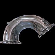 Арка боковая 135 гр. (соединение Tri-Clamp)