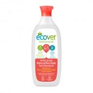 Экологическая жидкость для мытья посуды с грейпфрутом и зеленым чаем Ecover Эковер, 1 л