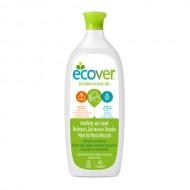 Экологическая жидкость для мытья посуды с лимоном и алоэ-вера Ecover Эковер, 1 л
