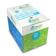 Экологическая жидкость для мытья посуды с лимоном и алоэ-вера, Ecover (REFILL SYSTEM), 15 л
