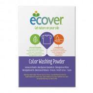 Экологический стиральный порошок-концентрат для цветного белья Ecover Эковер, 1200 гр