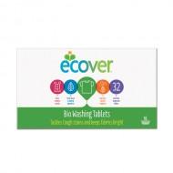 Экологические таблетки для стирки Ecover Эковер, 32 шт