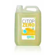 Citop ZERO -  экологическая жидкость без отдушки для ручного мытья посуды Новинка!, 5 л