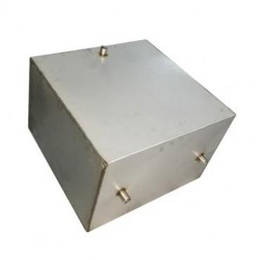 Бак для воды (В) 60 л из нержавеющей стали