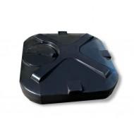 Пластиковый бак для душа «Rostok» (Росток) 150 л  без подогрева