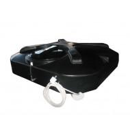 Бак для душа «Rostok» (Росток) 150л с подогревом