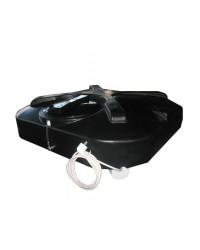 Бак для душа «Rostok» (Росток) 200л с подогревом