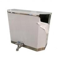 Бак для воды без подогрева Успех 30 л (из нержавейки)