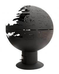 Костровая чаша сфера Звезда Смерти