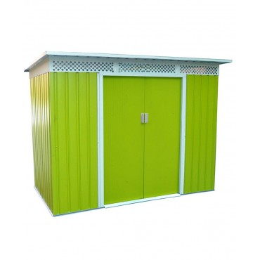 Сарай «Белла» В Greenstorage 267х117х184 (светло-зеленый)