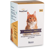 ROYAL FEED FOR PETS (CAT) 60гр. прибиотик для кошек,
