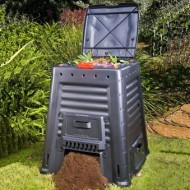 Компостер Keter Mega Composter 650 л