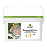 Ускоритель компостирования Kekkila для туалетов 3 кг