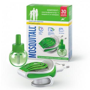 """Комплект MOSQUITALL """"Защита для взрослых. Для дома и дачи"""""""