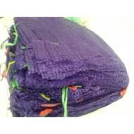 Сетка-мешок с вязками и ручкой 30*47 см