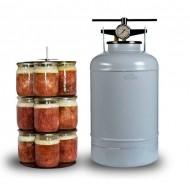 Автоклав для домашнего консервирования 18 л
