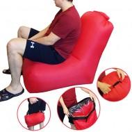 Кресло надувное без насоса