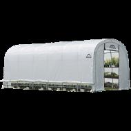 Каркасная Теплица ShelterLogic ( США) 3 х 6.1 х 2.4 м cветорассеивающий тент
